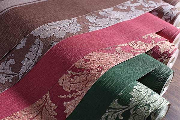 Wallpaper for walls. Wallpaper luxury class for interiors. artis